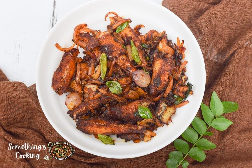 Kerala Netholi Fry