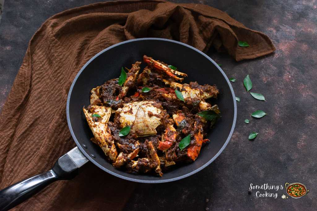 Kerala Style Njandu Roast