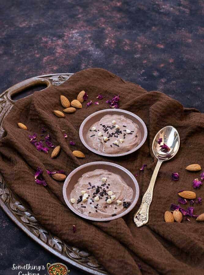 How to make Chocolate Shrikhand