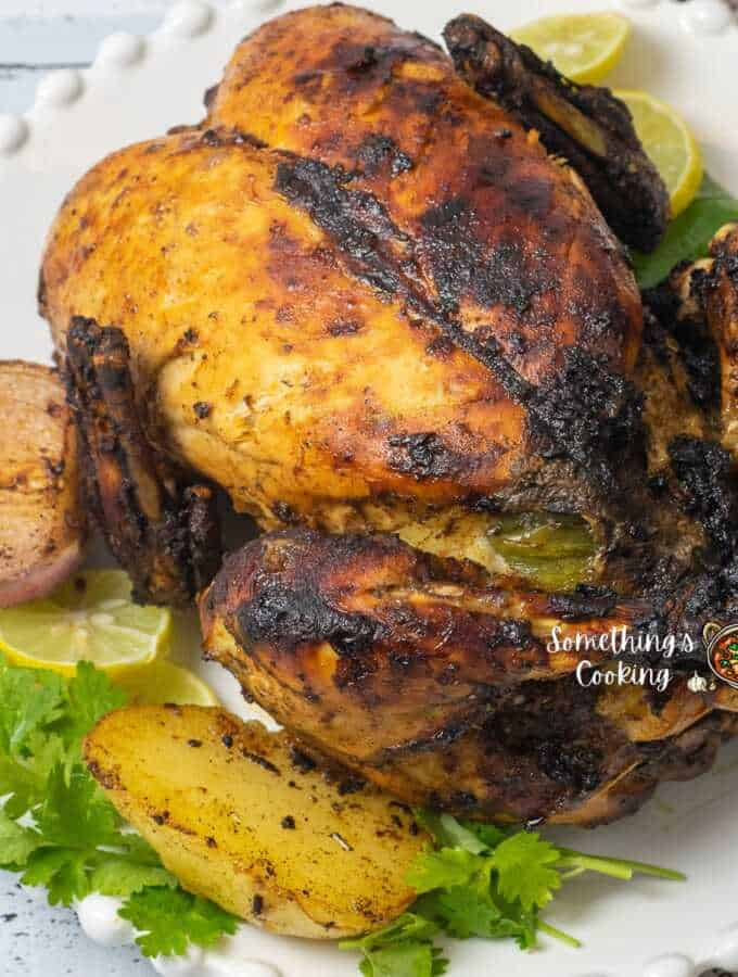 Air Fryer Whole Chicken Roast recipe
