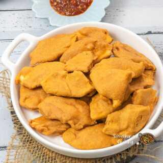 Kadachakka Bajji Breadfruit Bajji